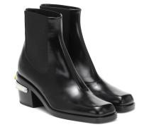Ankle Boots Bulla Western aus Leder