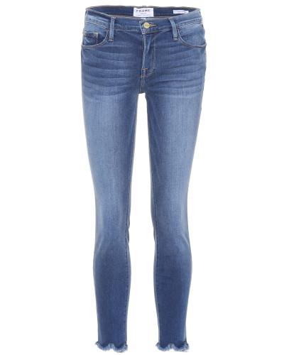 Jeans Le High Skinny Jagged Hem