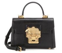 Crossbody-Tasche Lucia Mini aus geprägtem Leder