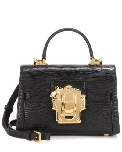 Verkaufsangebote Dolce & Gabbana Damen Tasche Lucia Mini aus Kalbsleder 2018 Online KVcNAYH