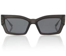 Sonnenbrille Cat Style Dior 2