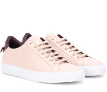 Sneakers Urban Knots aus Leder