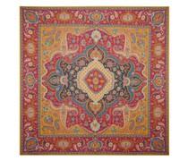 Schal aus Kaschmir und Seide mit Paisleymuster