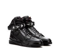 High-Top-Sneakers Tyson aus Leder
