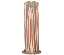 Langes Kleid aus Lamé