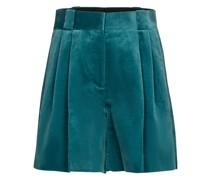 Shorts Fell aus Samt