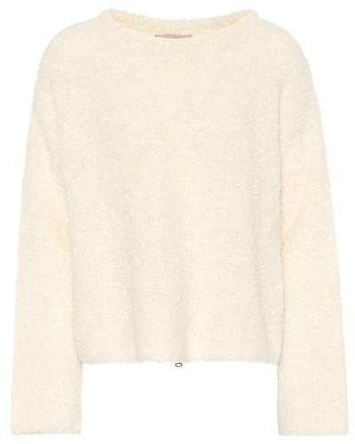 Pullover Eileen aus Alpaka und Wolle