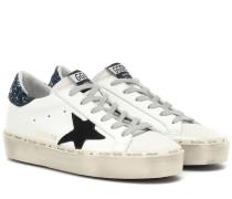 Sneakers Hi Star aus Leder