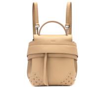 Rucksack Wave Bag Mini aus Leder