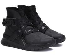 High-Top-Sneakers B Troop aus Canvas