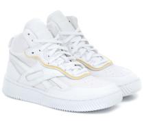 Sneakers Dual Court 2 mit Leder