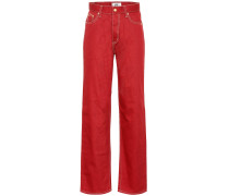 High-Rise Jeans Benz Twill