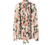 Bedruckte Bluse Lisaly