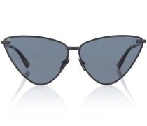 Nero Cat-Eye-Sonnenbrille