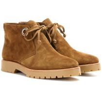 Veloursleder-Boots Verymer