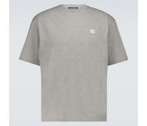 T-Shirt Exford Face aus Baumwolle