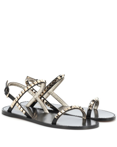 Sandalen Rockstud No Limit