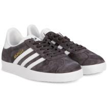 Sneakers Gazelle aus Velours- und Glattleder