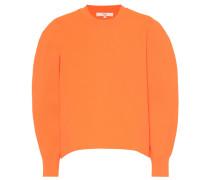 Pullover aus technischem Strick