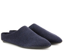 Slippers Bea aus Cashmere