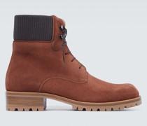 Ankle Boots Trapman aus Leder
