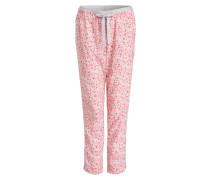 Pyjamahose - pink