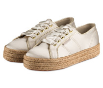 Plateau-Sneaker 2730 - GOLD