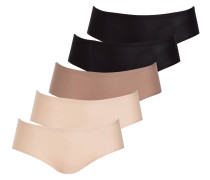 5er-Pack Panties SOFTSTRETCH