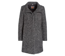 Mantel OKIRANA - grau