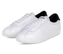 Sneaker 2843 - WEISS/ SCHWARZ