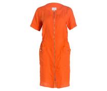 Leinenkleid PAMELA - orange
