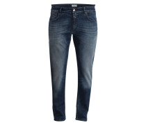 Jeans Slim-Fit - autentic mid wash blue