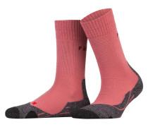 Trekking-Socken TK2 mit Merinowolle