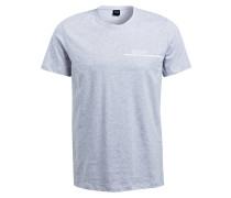 T-Shirt - hellgrau meliert