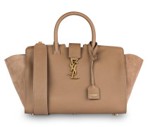 Trapez-Tasche DOWNTOWN CABAS SMALL - beige