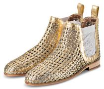 Chelsea-Boots SUSAN - GOLD