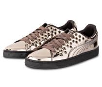 Sneaker BASKET XL LACE METAL