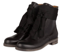 Boots HARPER - schwarz