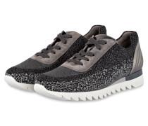 Sneaker - anthrazit/ silber