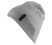 Mütze - grau meliert