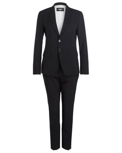 Anzug - schwarz