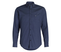 Hemd Casual-Fit - blau