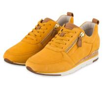 Sneaker - DUNKELGELB
