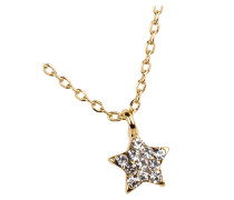 Kette LIKE A DIAMOND STAR - gold