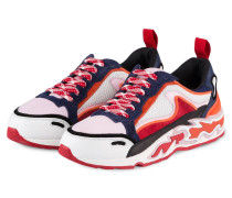 Sneaker - rosa/ weiss/ rot