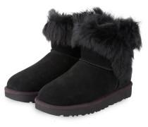 Fell-Boots MILLA - schwarz