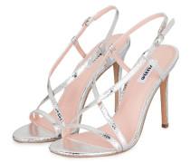 Sandaletten MADEENA - silber