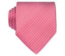 Krawatte - rot gestreift