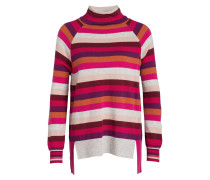 Pullover - grau/ pink/ lila
