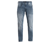 Jeans ANBASS Slim-Fit - 009 denim
